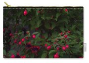 Fuschia Tree Carry-all Pouch