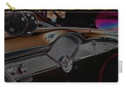 Fuzzy Dice Chevy Carry-all Pouch