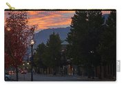 G Street Sunrise In Our Town Carry-all Pouch