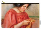 Gabrielle Darning Carry-all Pouch