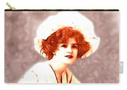 Gabrielle Ray Portrait  Carry-all Pouch
