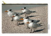 Gaggle Of Gulls Carry-all Pouch