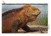 Galapagos Land Iguana Conolophus Carry-all Pouch