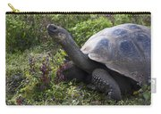 Galapagos Tortoise Inching Along Carry-all Pouch