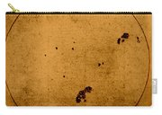 Galileo Sunspot Illustration Carry-all Pouch