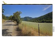 Galls Creek Road In Southern Oregon Carry-all Pouch