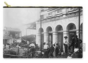 Galveston Flood - September - 1900 Carry-all Pouch by International  Images
