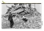 Galveston Flood Damage - September - 1900 Carry-all Pouch