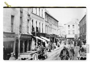 Galway Ireland - High Street - C 1901 Carry-all Pouch