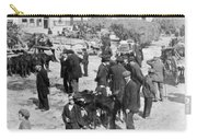 Galway Ireland - The Market At Eyre Square - C 1901 Carry-all Pouch
