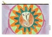 Ganesh Mandala Carry-all Pouch by Sonali Gangane