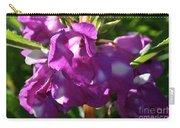 Garden Balsam Carry-all Pouch