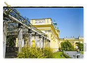 Garden Entry Wilanow Palace - Warsaw Carry-all Pouch
