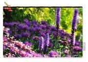 Garden Flowers 3 Carry-all Pouch