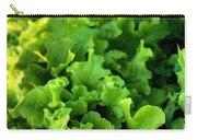 Garden Fresh Salad Bowl Lettuce Carry-all Pouch