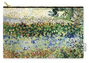 Garden In Bloom Carry-all Pouch