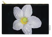 Garden Jewel And Rain Carry-all Pouch