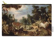 Garden Of Eden Carry-all Pouch