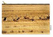 Garden Of Elk Carry-all Pouch