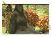 Garden Of Statues Egypt Carry-all Pouch