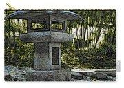 Garden Pagoda Carry-all Pouch