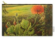 Garden Poppies Carry-all Pouch