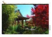 Garden Retreat Carry-all Pouch