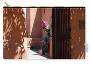 Garden Sculptures Museum Of Art In Santa Fe Nm Carry-all Pouch
