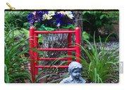 Garden Stil Llife 1 Carry-all Pouch