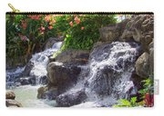 Garden Waterfall - No 2 Carry-all Pouch