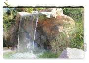 Garden Waterfall Carry-all Pouch