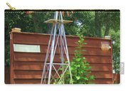 Garden Windmill Carry-all Pouch