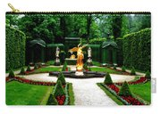 Gardens Of Linderhof Castle II Carry-all Pouch
