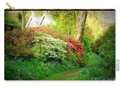 Gardens Of The Old Rectory Carry-all Pouch