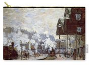Gare Saint-lazare Carry-all Pouch