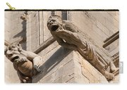 Gargoyles On Ely Cathedral Carry-all Pouch