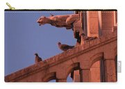 Gargoyles On Sacre-couer Carry-all Pouch