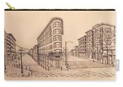 Gastown Vancouver Canada Prints Carry-all Pouch