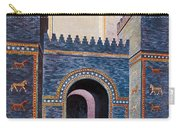 Gate Of Ishtar, Babylonia Carry-all Pouch by Photo Researchers