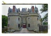 Gate To Chateau De La Bretesche Carry-all Pouch