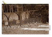 Gate To The Past Carry-all Pouch