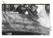 Gatling Gun, 1878 Carry-all Pouch