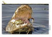 Gator Grabs Lunch Carry-all Pouch