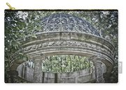 Gazebo At Longwood Gardens Carry-all Pouch