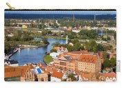 Gdansk Cityscape Carry-all Pouch