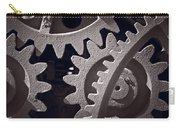 Gears Number 1 Carry-all Pouch by Steve Gadomski
