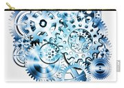 Gears Wheels Design  Carry-all Pouch