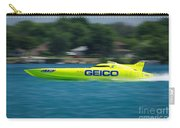 Geico Offshore Racer Carry-all Pouch
