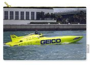 Geico Race Boat Carry-all Pouch
