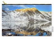 Geissler Mountain In Linkins Lake Carry-all Pouch
